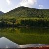 Горное озеро, урочище Парагильмен, поход по Крыму