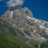 Сванетия: гора Ушба