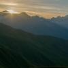 Поход по Сванетии: перевал Гули