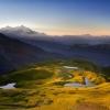 Верхняя Сванетия: озера Корульди