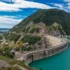 Поход по Грузии: Ингурская ГЭС
