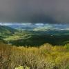 Поход в горы Крыма: на перевале Бечку