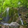 Пеший поход по Крыму: водопад Серебряные струи