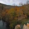 Турпоход по Крыму: каньон реки Черная