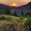 Поход по Крыму: каньон реки Черная