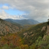 Поход по Крыму: возле Чернореченского каньона