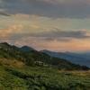 Поход в Карпаты: вечерняя зорька Марморосов