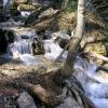 Нижние пороги водопада Учан-Су. Поход по Крыму