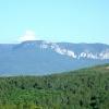 Горный массив Бойка вид с запада. Поход Крым