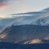 Поход в Карпаты: снежная Говерла