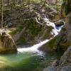 Горная река Кучук-Карасу, поход по Крыму