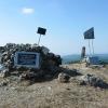 Вершина Сахарной головки, поход по Крыму
