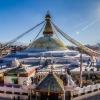 Непал: Катманду, ступа Боднатх (Boudhanath), символ Катманду