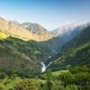 Поход по Непалу: трек вокруг Манаслу, путь к в Чамче (Chyamche)