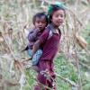 Тур в Непал: вокруг Манаслу, местные дети