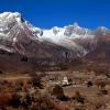 Тур в Непал: трек вокруг Манаслу, поселок Самагаон (Samagaon, Samagaoun)