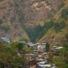 Поход по Непалу: трек вокруг Манаслу, дорога в Катманду, Джагат (Jagat)