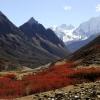 Непал: трек вокруг Манаслу, недалеко от деревни Самдо