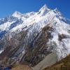Тур в Непал: трек вокруг Манаслу, окрестности деревни Самдо (Samdo)