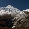 Непал: восьмая вершина мира Манаслу ((8156 м)