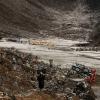 Поход по Непалу: Шерпы покидают Бимтанг (Bhimtang)