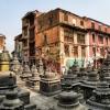 Тур в Непал: столица Катманду, Сваямбунатх, малые ступы