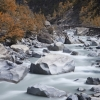 Поход по Непалу: трек вокруг Манаслу, река Марсиангди (Marsiangdi)