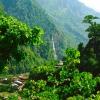 Путешествие в Непал: вокруг Манаслу, Мача Кхола (Macha Khola)