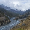 Поход по Непалу: трек вокруг Манаслу, река Марсъянди