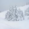 Восхождение на Петрос зимой