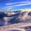 Восхождение на Говерлу зимой