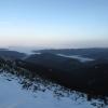Зимний поход по Карпатам. Гора Игровец