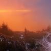 Осень на горном массиве Мармаросы