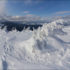 Поход на Говерлу зимой