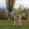 Пеший поход по Крыму: Скельские Менгиры