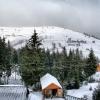 Горганы Зимой. Зимний поход Карпаты