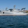 Корабли Черноморского флота. Севастополь, Крым