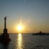 Памятник погибшим кораблям. Севастополь, Крым