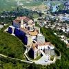Замок Паланок, Карпаты